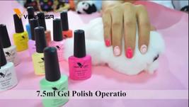 Venalisa Nail Gel Art Design Enamel Manicure UV Led Soak Off Polish UV L... - $1.79+