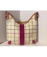 Coach Multi Color Leather Shoulder Handbag Purse A1069-F14789 - $34.65