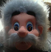 Geppetto Mascot Costume Head Adult Cartoon Costume For Sale - $160.00