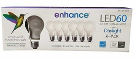 Feit Electric Led 60W Replacement Day Light (5 in 1 Pack), 6Count - $12.86