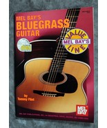Mel Bay's Bluegrass Guitar Tommy Flint with 1980 CD - $9.99