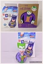The Joker DC Original Minis Rockerz Wobbling & Loot Crate Painted Wooden... - $18.69