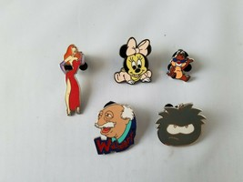 Disney Trading Pins Official Assorted Miscellaneous Lot of 5 - $28.16