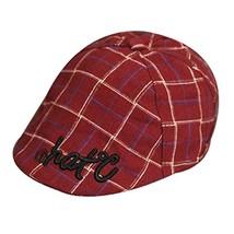 RED Hat Unisex Baby Sun Hat Infant Cotton Cap Toddler Beret Cap Great Gift image 2