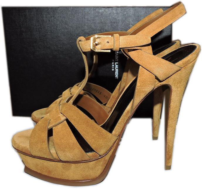 b7a095ae41c Ysl Yves Saint Laurent Suede Leather Tribute and 50 similar items. 6860