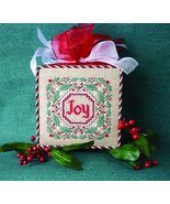 Holly Berries for the Holidays Teenie Tweenie cross stitch Sweetheart Tree - $9.90