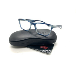 Authentic Ray Ban 0RX5279 5773 Horn Grey Blue Eyeglasses 55-18-145 - $63.02
