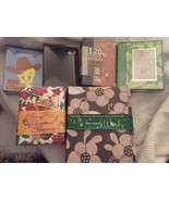 Lot Of 8 Small Photo Albums W/Slots Of 4x6  3x5 Two Sided Pages Tweety X... - $29.08