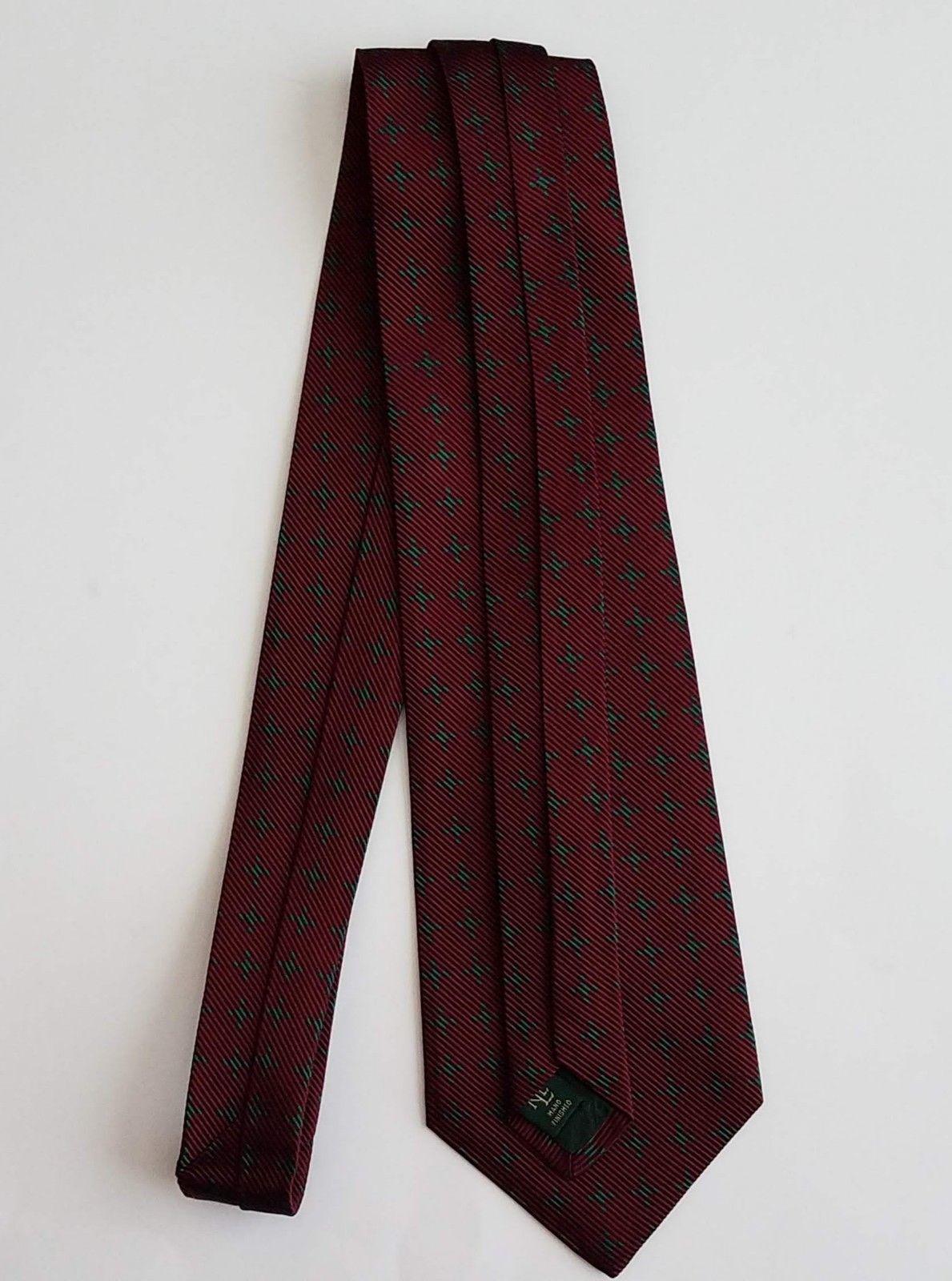 44191b0b2 Ralph Lauren Handmade Silk Blend Red & Green and 50 similar items