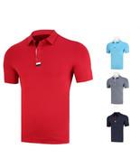 Golf Clothes Male Short Sleeve T-shirt Summer Golf Ball Uniform for Men ... - $42.42