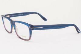 Tom Ford 5320 092 Blue Eyeglasses TF5320 092 56mm - $175.42