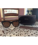 FABULOUS AUTHENTIC Tom Ford Julie Sunglasses, Black/Brown  FT0685 - $222.75
