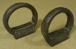 Handmade Decorative Metal Circles 5in x 5in x 2in Metal - £13.27 GBP