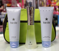Tommy True Star by Tommy Hilfiger 3pcs Set for Women, HARD TO FIND - $88.98