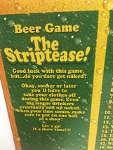 Beer Games The Striptease and The Killer #9 #14 ADULTS Drinking Games image 8