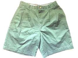 Chaps Ralph Lauren Green Shorts Mens Sz 32 - $4.94