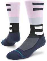 Stance Russs Crew Crew Socks in Navy - $18.71