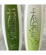 2 Vitabath Original Spring Green Moisturizing Bath & Shower Gelee 16 oz.... - $42.56