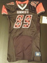 Football Jersey Hammer D Adult Medium Men's - $17.99