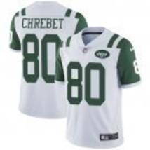 Men's New York Jets #80 Wayne Chrebet White Limited Stitched Jersey - $54.99