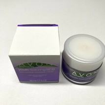 Avon Elements Youth Restoring Anti-Wrinkle Moisturizing Cream 1.7 oz 20spf NOS - $24.74
