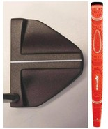 """NEW CLASSIC 38"""" MEN'S INA ZONE PUTTER MADE ORANGE GOLF CLUB TAYLOR FIT P... - £39.30 GBP"""