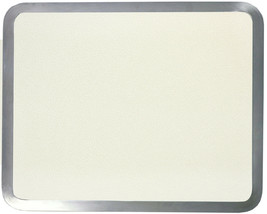 Vance 12 X 15 Almond Built-In Surface Saver w/Stainless Steel Frame - $69.99