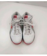 Nike AIR OVERPLAY IX White/Red/Blue NEW Basketball Shoes 831572-101 Size... - $33.24