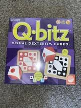 Qbitz Q Bitz Visual Dexterity Cubed Sealed MindWare Brain Game - $66.26