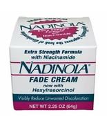 Nadinola Skin Discoloration Cream.2.25oz Free Shipping - $19.79