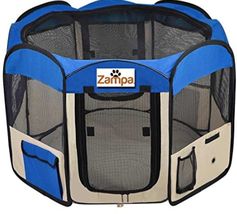 Playpen Foldable Portable Dog/Cat/Puppy Exercis... - $123.26