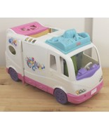 Fisher Price Loving Family Dollhouse Beach Vacation Mobile Home Camper M... - $27.95