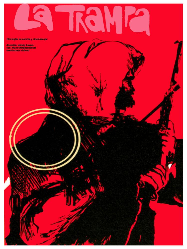 La Trampa. The Trap Vintage MoviePOSTER.Graphic Design.Art Decorarion.3721 - $10.89 - $74.25