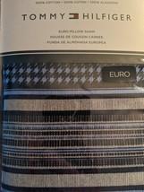 Tommy Hilfiger Lockeport Stripe Blue Euro Sham - $26.00
