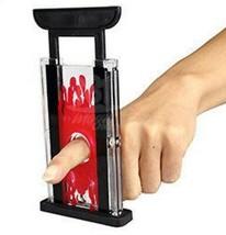 Hand Hay Cutter Finger Chopper Magician Magic Props Trick free shipping ... - $4.94