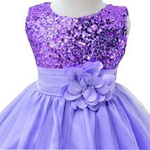 Dress Size 2-14 Teenage Wedding Party dress Sleeveless New Year For Girl... - $19.00