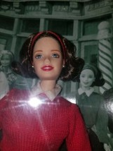 Mattel Coca Cola 1999 Barbie Doll In A 2001 Collectors Box - $19.79