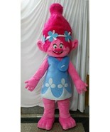 RENT Troll Poppy Adult Mascot Costume Character Halloween Party Birthday... - $79.19