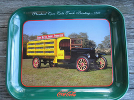 Coca-Cola Vintage 90th Anniversary Chattanooga 1929 Delivery Truck 1989 - $11.88