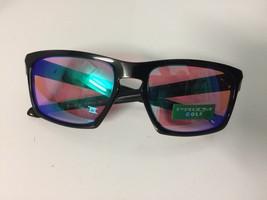 OAKLEY Sliver 009262-39 Black Frame Blue Iridium Prizm Lenses Sunglasses - $94.05