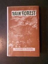 Rain forest;: From palms to evergreens Marston, Elizabeth image 2
