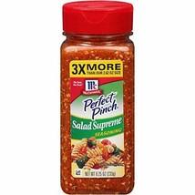 McCormick Perfect Pinch Salad Supreme Seasoning, 8.25 Oz - $28.96