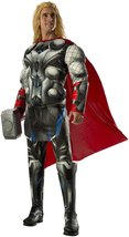 Rubie's Men's Avengers 2 Age of Ultron Deluxe Adult Thor Costume Large - $50.14