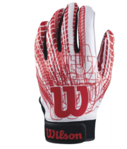 Wilson Football Ultimate Grip Receiver's Gloves Youth Large - $18.80
