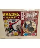 AMAZING SPIDER-MAN/VENOM #1 3D + AMAZING FANTASY #15 - FREE SHIPPING - $18.70