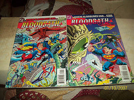 BLOODBATH #1 & 2 - $7.00