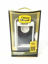 Otterbox Defender Realtree Rugged Protection Series Iphone 4 & 4s White - $14.00