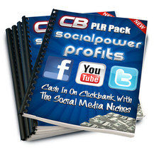CB Social Power Profits - ebook - $1.79