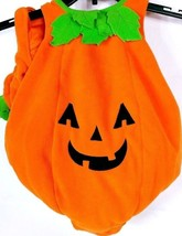 NWT The Children's Place Infant Baby Halloween Pumpkin Costume Size 6-12... - €23,67 EUR