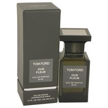 Tom Ford Oud Fleur by Tom Ford Eau De Parfum Spray (Unisex) 1.7 oz for Men - $308.95